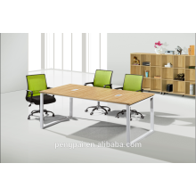 Modern design cheap melamine office table with factory price