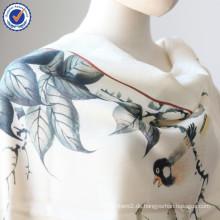 SWW791 Kalligraphie und Malerei Kunst benutzerdefinierte Schal Chinesischer Seidenschal