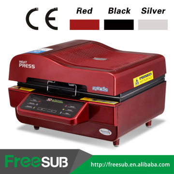 Multi-purpose 3D Vacuum heat press machine for sublimation mugs