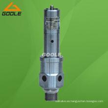 Válvula de alivio de seguridad de presión del compresor de aire (GAAQ-20)