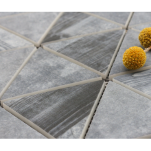Mosaicos de cimento na piscina