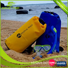 5L/10L/15L/20L/30L Ocean Pack PVC Dry Bag With Company Logo Perfect for Beach Sports Hiking, Boating, Swimming, Diving, Camping