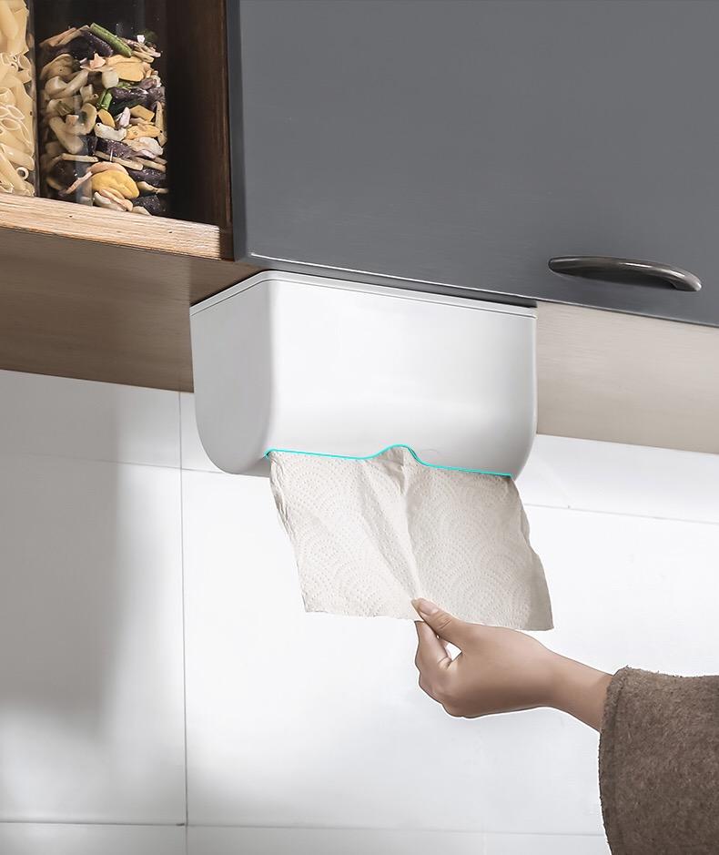 Kitchen Paper Garbage Bin