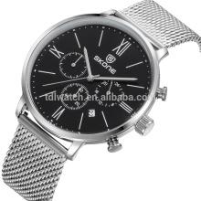 New elegance mesh strap wholesale interchangeable strap watch
