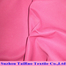 Brushed Polyester Peach Skin Fabric and Polyester Fabric of Stock