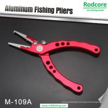 Alicates de pesca de alumínio usinados CNC baratos