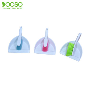 Best Selling Hard Broom With Dustpan DS-509