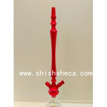 La cachimba de Shisha del tubo de fumar de Nargile de la mejor calidad multicolor mejor