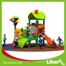 Professional Produce 2 to 5 years old Little Kids Used Mini Playground in Preschool Backyard
