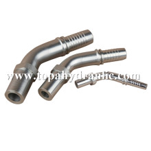 Brake high pressure hydraulic hose end air fittings