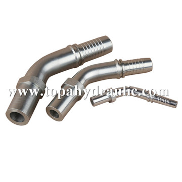 crimping Customized Bronze brass hose Fittings