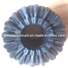Horse Hair Glass Cleaning Round Brush (YY-217)
