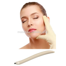 OEM package disposable microblade eyebrow tattoo pen,manual permanent makeup pen/handpiece
