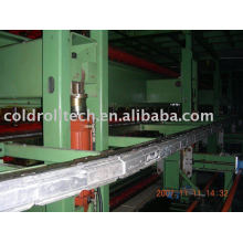 PU panel continuous forming machine