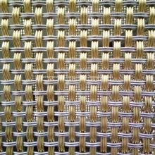 Spiral Architectural Decorative Spiral Chain link Mesh