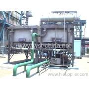 Scambiatore di calore ad aria in acciaio inossidabile per uso industriale