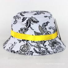 Chapeaux à godets personnalisés en gros
