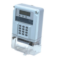 Prepayment & Post-Payment Optional Keypad Energy Meter