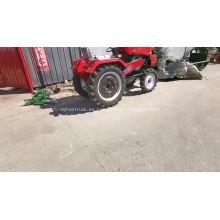 Suministro de motor diesel agrícola con tractor cultivador de césped