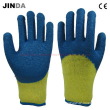 Latex Coated Mechanics Work Gloves (LH002)
