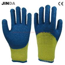 Рабочие перчатки с механической обработкой латексом (LH002)