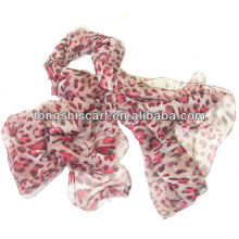fashion cheap leopard scarf