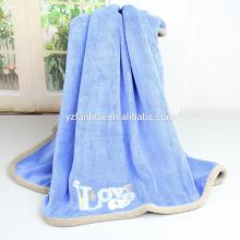 Waterproof 100% Polyester Fleece Blanket
