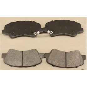 Hyundai  Solaris brake pads 58101-0WA10