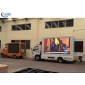 P6 Video Outdoor Avertising Spinning Led Display