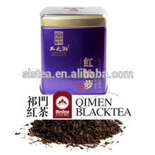 Tea Tin packed in Black Tea with Super flavor and high quality
