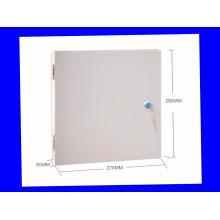 Montagem de parede de uma porta ODF - 24 Núcleos