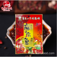 Chongqing boiled fish sauce