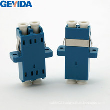 LC/Upc Duplex Optical Fiber Cable Adapter