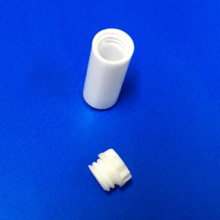 Yttria Stabilized Zirconia ceramic tube insulator