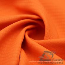 Wasser & Wind-Resistant Outdoor Sportswear Daunenjacke Woven Plaid Jacquard 100% Polyester Pongee Stoff (E065)