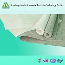 3mm 5mm Härte Polyester-Filz / Wattierung für Matratze