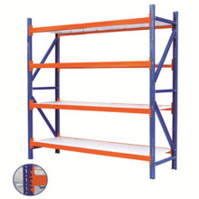 New Design Removable Middle Duty Warehouse Steel Shelving