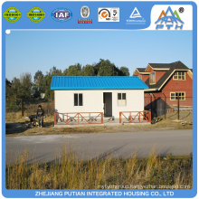 ISO,CE Easy assembling Modern Design villa prefabricated house