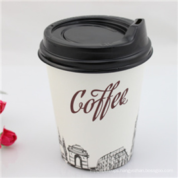 Single Wall Paper Cups, Hot & Cold Drinks Coffee Paper Cups