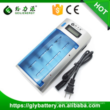 1.2v Battery Charger GLE-906 Standard Charger For AA/AAA 9V Ni-MH Or Ni-CD Battery