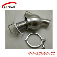Stainless Steel Sanitary Y Type Clamped Filter