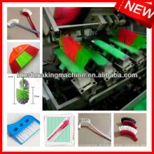 Máquina de perfuração e tufagem automática de escova CNC de 5 eixos