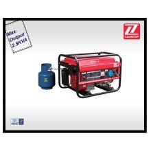 Газовый генератор 2,5 кВт