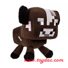 Stuffed Cyber Games Toy Dog