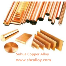 Cw106c DIN ISO 5182 Copper Alloy