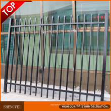 Security Wrought Iron Garden Wall Fence