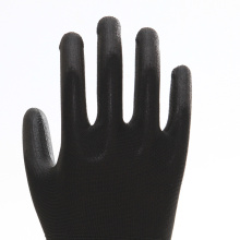 13G Polyester Liner with PU Safety Gloves