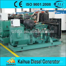 Electronic injection100KVA Volvo diesel generator set