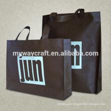 Fábrica de venda direta dobráveis sacos de promoção não tecidos