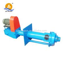 Pompe de puisard immergée vertical centrifuge pour le dragage